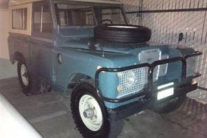 1973 LANDROVER SERIES 3 DEFENDER RARE & COLLECTIBLE SOUTHERN CALIFORNIA SUV Photo