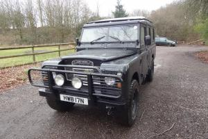 1975 Land Rover Series 3 109 LWB V8 5 Door Station Wagon Photo