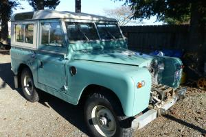 1969 Land Rover 88 Series IIa  NO RESERVE