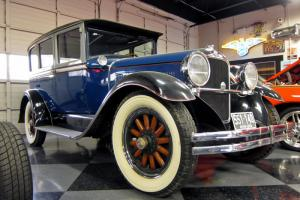 1929 Studebaker Commander, Mohair Interior, Straight 6, Fantastic Condition!