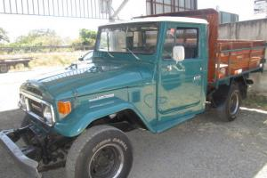 1980 DIESEL HJ45/FJ45/FJ40 Toyota Land Cruiser Pick-up