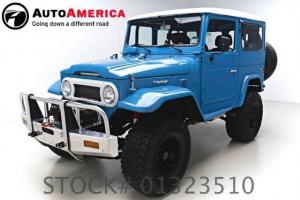 71K 1980 TOYOTA LAND CRUISER 4X4 4WD 4 SEAT CHEVY 383 STROKER TIRES AND WHEELS