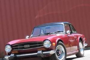 1974 Burgundy! Convertible & Hardtop Manual Lots of upgrades and replaced parts Photo
