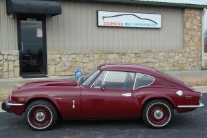 1971 TRIUMPH GT6 MARK3 Photo