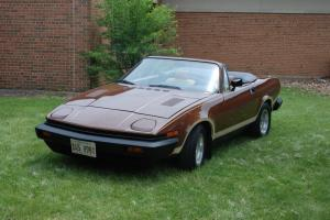 1979 Triumph TR7 Convertible - RARE CONDITION Photo
