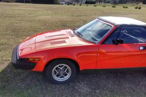 1979 Triumph TR7 Base Convertible 2-Door 2.0L