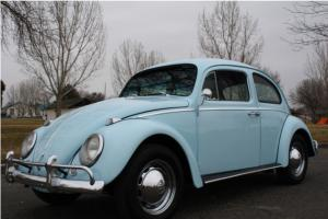 1963 VW BEETLE RESTORED HIGH QUALITY CAR! MUST SEE!!