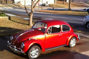 1967 VW Beetle - One of a kind! Custom leather interior - Must See!