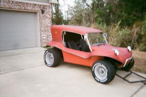 1969 MEYERS MANX SHRINERS CUSTOM DUNE BUGGY Metallic Orange