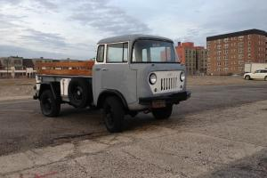 1964 JEEP FC170 FC-170 FORWARD CONTROL WILLYS RARE