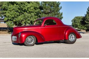 1941 Willys 502ci / 502hp, Hilborn Injection, A/C, Disc Brakes, Must See!!