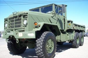 2012 GENERAL ARMY MILITARY 6X6 5 TON LIKE NEW ONLY 599 MILES 21 HOURS A2 RARE
