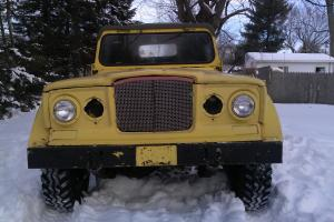 1967 KAISER-JEEP M715 (LOW RESERVE)