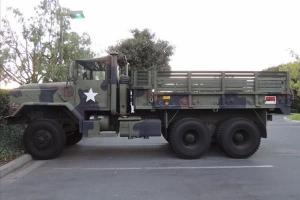 1984 AM General Restored Historic Military Truck 18K Miles