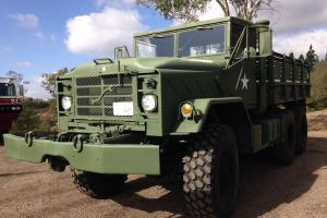 1987 Am General, M932A1, M925, Winch, Custom Shorty, Cal Title, Deuce, Cummins