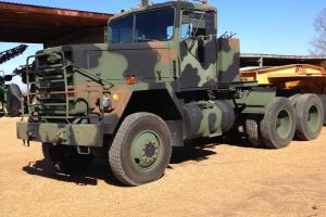 1984 AM General 6x6 Truck with Winch