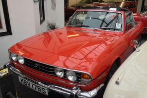 1977 Triumph Stag 3.0 V8 Automatic - 44,000 MILES FROM NEW!! Dry Stored since 01