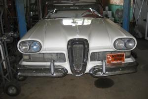 Edsel : Convertable Pacer