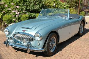 1962 Austin Healey MK2 Photo