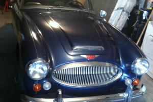 Origional Owner 1967 BJ8 Mark 3 Austin Healey 3000 All origional very low miles