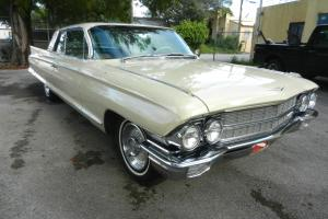 GORGEOUS 1962 CADILLAC COUPE DEVILLE, VERY ORIGINAL,#'S MATCHING, 54k MILES, A/C
