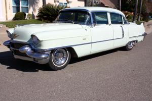 1956 Cadillac Sedan DeVille, Daily Driver, California Car,1955,1957,1958