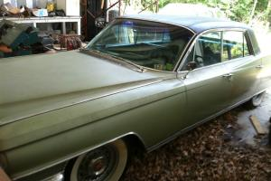 1964 Caddliac Fleetwood (Everything Orignial/Low Miles)