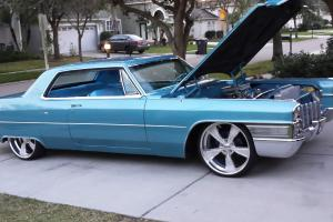 1965 CADILLAC DeVILLE COUPE RESTORED HOT ROD 383 STROKER VICTOR JR.