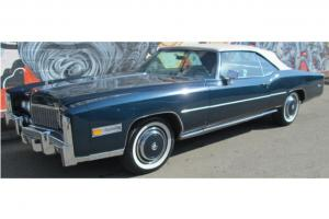1976 Cadillac Eldorado Convertible - Restored - over $26k Spent!