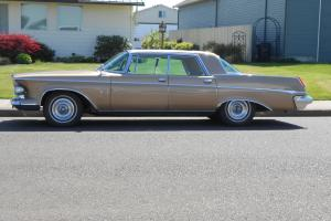 1963 CHRYSLER IMPERIAL SOUTHHAMPTON SEDAN ,MINT ORIGINAL 1 OWNER SURVIVOR,