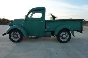 E83W FORDSON STEPSIDE PICK UP 1955 CLASSIC FORD VERY RARE