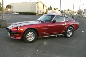 Datsun 260Z 1974 Re-Built Chevy 383 Stroker Engine No Miles Wow!