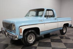 NICE C-10 CHEYENNE, 305 V8, CLASSIC LOOKS, GREAT INVESTMENT, LOTS OF NEW PARTS!