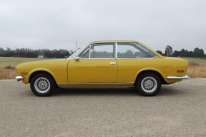 1970 Fiat 124 Sport Coupe