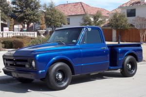 1967 Chevy C10 step side short bed pick up truck