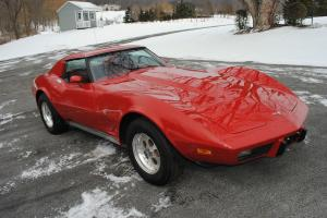 1977 Corvette  GM ZZ3 4spd