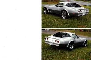 1979 Chevrolet Coupe T Top
