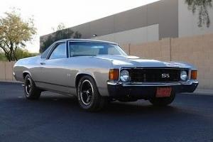 1972 Chevrolet El Camino SS Clone.. NOT A NICER ONE ON THIS PLANET..!!