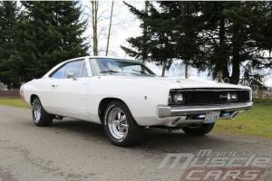 1968 Charger 383, Auto, Power Steering, Power Brakes, Running & Driving Project