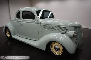 1936 Ford 5 Window Coupe Street Rod VERY NICE MUST SEE!