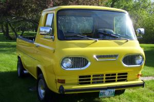 RARE 1965 MERCURY Econoline Pick up , built by Ford of Canada, Photo