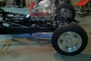 new 32 ford tci rolling show chassis