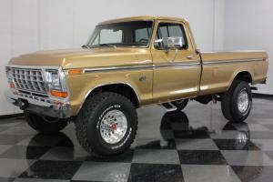 FULLY RESTORED, 1979 FRONT END, FRESH 460CI, ALMOST ALL NEW PARTS, MUST SEE!