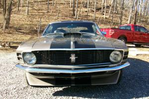 1970 Ford Mustang Coupe 302 Custom