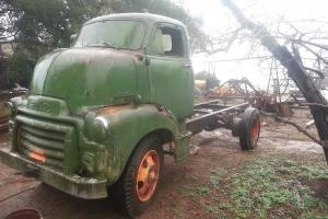 1954 GMC COE Cab Over Truck