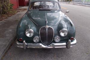 1962 Jaguar 3.8 MK II Photo