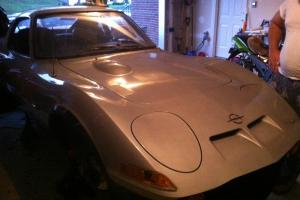 1970 Opel GT older Resto plus Free DCOE webers Best Offer