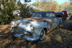 1951 PACKARD CONVERTIBLE  ++ BARN FIND ++ 1952  CONV