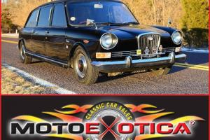 1967 WOLSELEY SIX LIMOUSINE-RESTORED IN UK-I6 ENGINE-AZ TITLE-CUSTOM LIMOUSINE