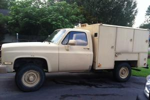 1984 Chevrolet M-1031 ** Final Price Reduction **